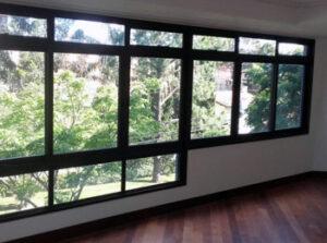 Janela em Alumínio -  Box Em Vidro Temperado Em Curitiba